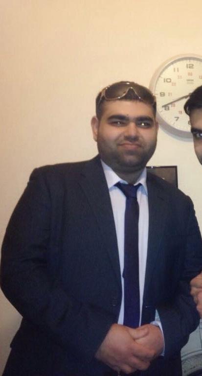 Profile picture of Ahmad bhatti