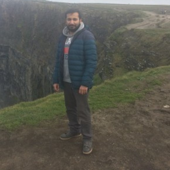 Profile photo of Ahmad shiraz