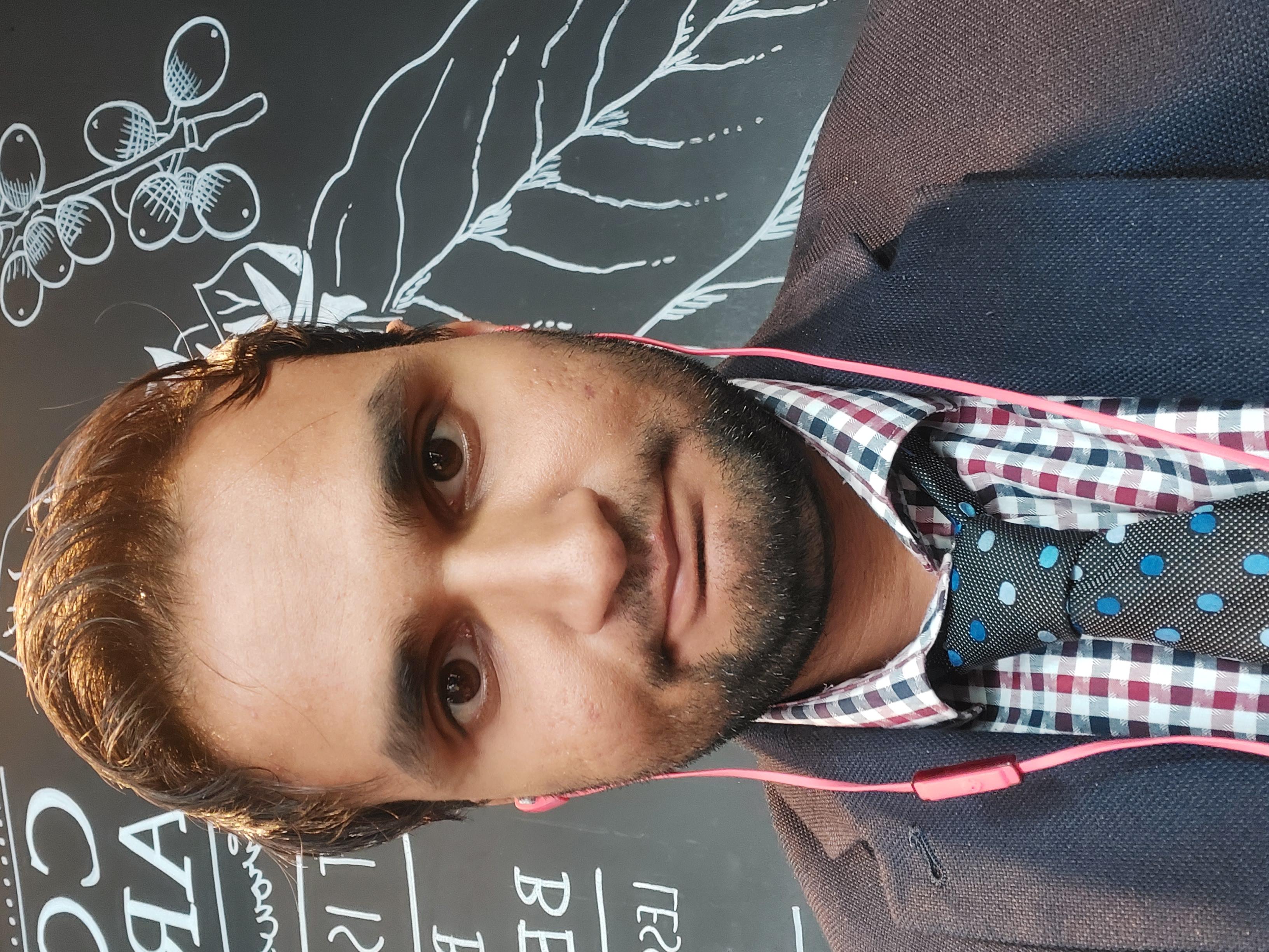 Profile picture of Shamas Rafiq