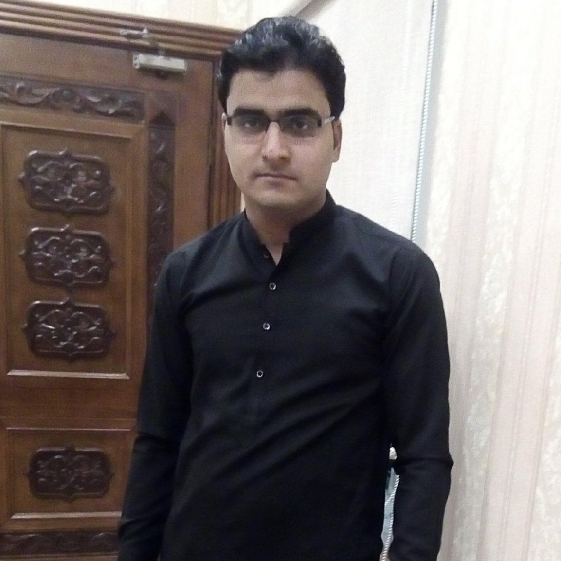 Profile photo of Engr Afaq Rauf